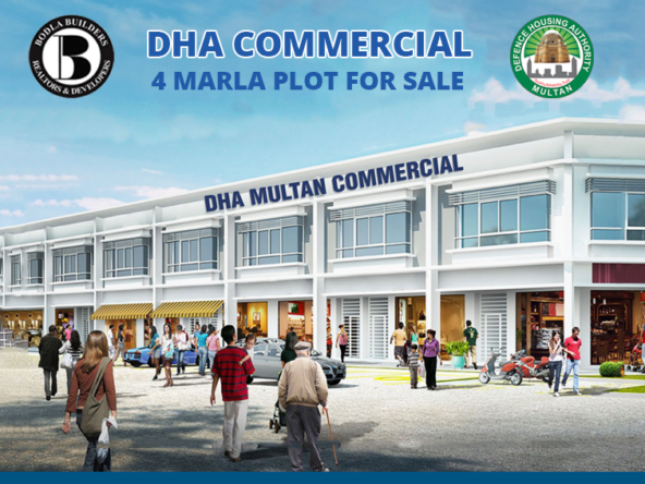 Bodla builders Authorized dealers of DHA Multan